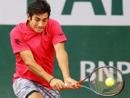 """Garin tras caer en Roland Garros: """"Estoy pagando todo el tiempo que no pude entrenar ni competir"""""""