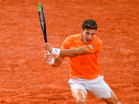 """Carreño y las molestias de Djokovic: """"Cada vez que está en aprietos suele hacerlo"""""""