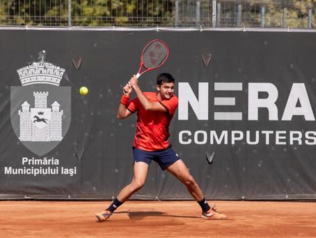 Tomás Barrios accede al cuadro principal del Challenger de Alicante