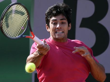 Garin se instala por primera vez en la tercera ronda de un Grand Slam
