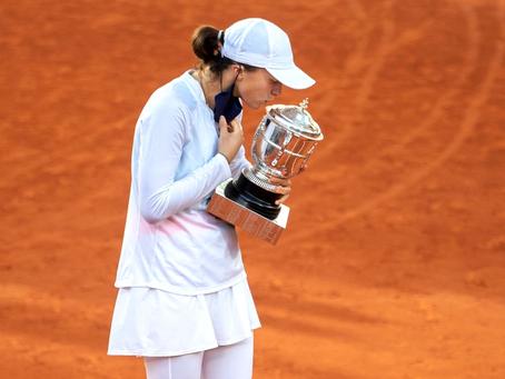 Iga Swiatek hace historia y estrena su palmarés en Roland Garros