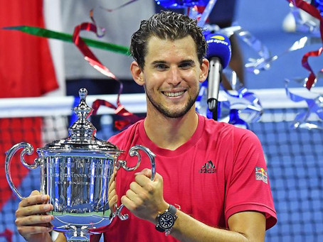 Dominic Thiem consigue su primer título de Grand Slam en el US Open