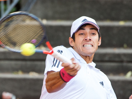 Garin consigue un revitalizador triunfo sobre Nishikori en Hamburgo