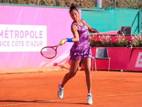 Daniela Seguel avanza contundentemente a la ronda final de la Qualy del WTA 250 de Bogotá