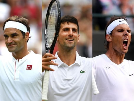 La eterna discusión en el tenis: ¿Quién es el mejor jugador de todos los tiempos?