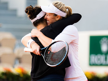 Alexa Guarachi avanza a la segunda ronda del Australian Open 2021