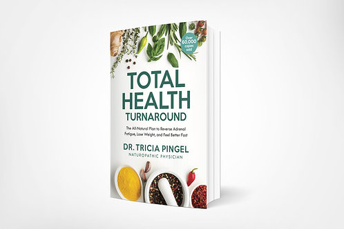 Total Health Turnaround Paperback