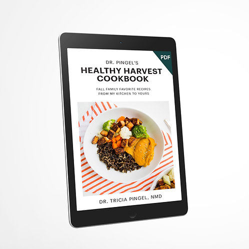 Dr. Pingel's Healthy Harvest Cookbook