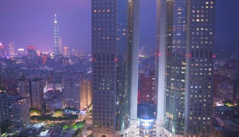 香格里拉台北遠東國際大飯店 Shangri-La's Far Eastern P
