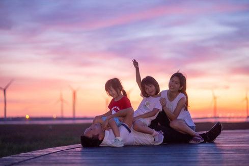 高美濕地 台中黃昏 2019-07-25-19-07-10-VA4_8153.J