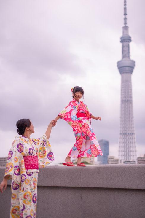東京晴空塔和服親子 2019-07-23.JPG
