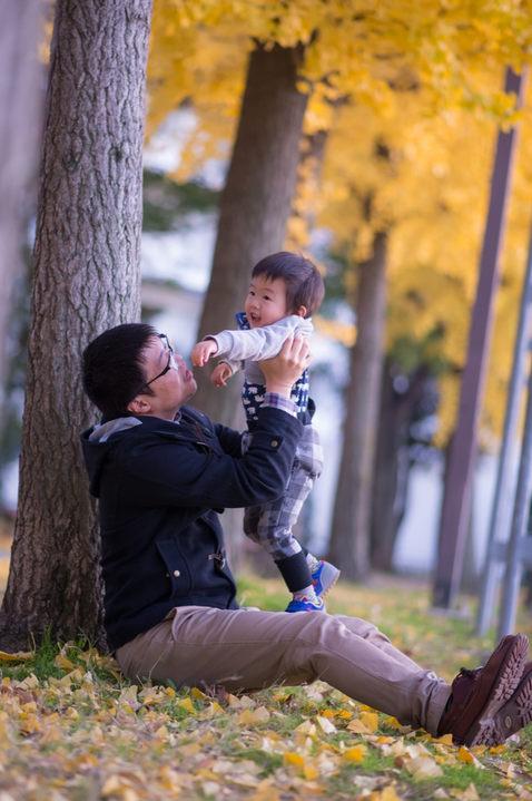 大阪城公園 楓葉銀杏 2017-12-02-15-38-18-VA4_8940.