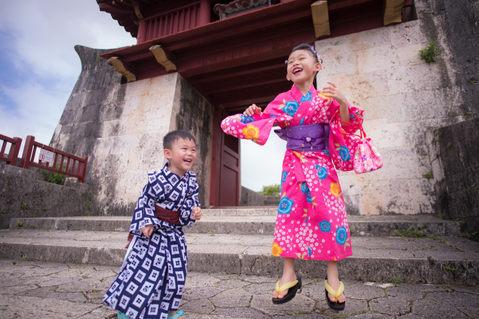 沖繩首里城 和服寫真 2018-08-14-12-07-28-VA4_2712.
