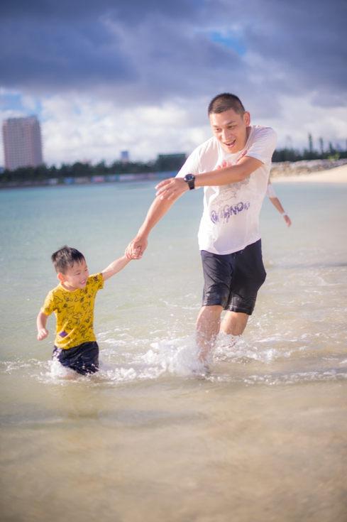 沖繩美國村海灘 2018-08-14-16-35-33-VA4_3354.JPG
