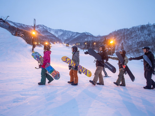 冒險葉滑雪主題旅遊