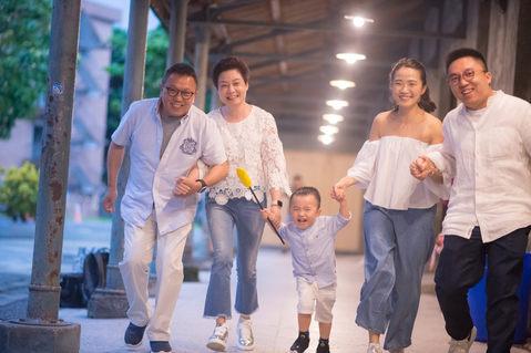 華山文創園區 台北家庭照 2018-09-28-17-29-34-VA4_530