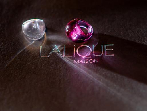 萊儷LALIQUE水晶+台灣設計系列攝影