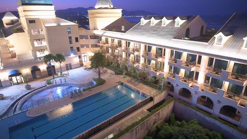 福容大飯店 福隆海水浴場