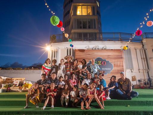 戶外野餐生日派對 蘇澳海邊光之旅