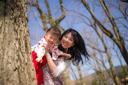 奈良公園櫻花 鹿 2017-04-03-13-28-53-DSC_8464.JP