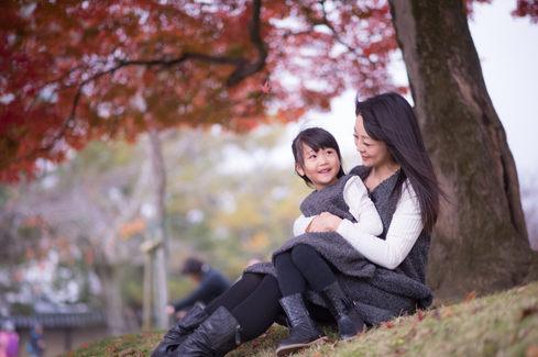 奈良公園 秋季楓葉銀杏 2017-11-30-10-46-00-VA4_6490