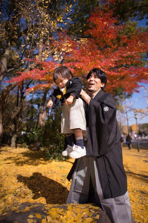 大阪城公園 楓葉銀杏 2017-12-03-10-19-29-VA4_9873.