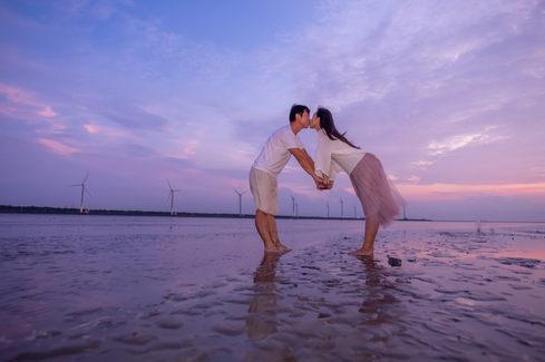 高美濕地 台中黃昏 2019-08-12-18-44-26-VA4_2413.J