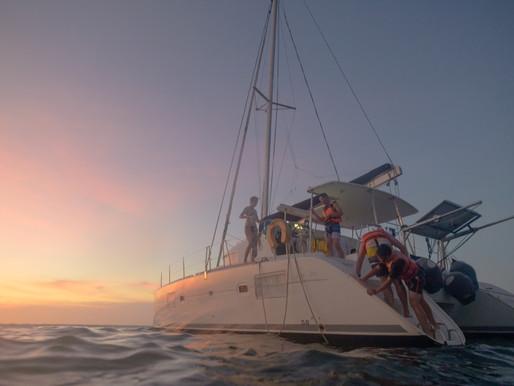 旅遊業 帆船遊艇形象攝影