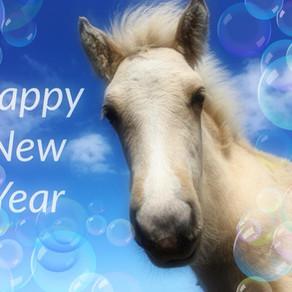 Happy New Year - Hello 2018