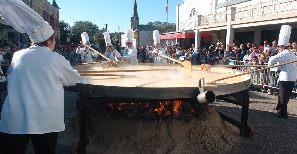 2018 Giant Omelette Celebration