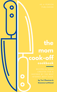 Red Whisk Cookbook Journal Book Cover (1