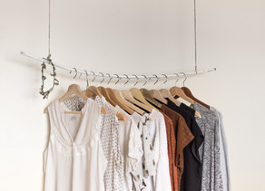 Reflections on a Mom's Wardrobe