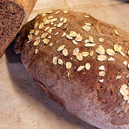 Lawless Cooking: Brown Bread (Outback Copycat)