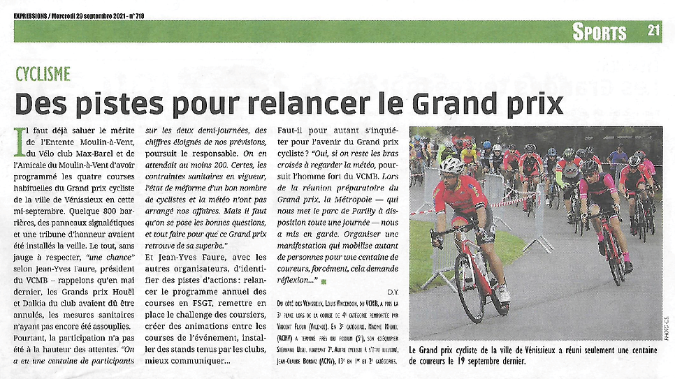 Article presse course Parilly 2021.png