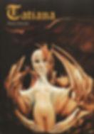Couverture Roman Vampire Tatiana