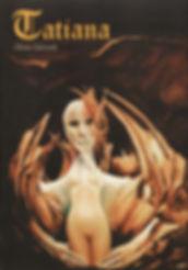 Couverture Livre Tatiana Roman Vampire Tatiana