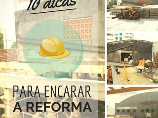 10 dicas para encarar a reforma.