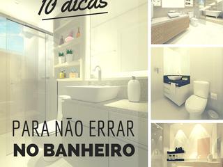 Banheiro : 10 dicas para não errar.