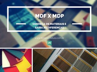 MDF X MDP