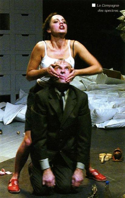 Mise en scène Monica Espina