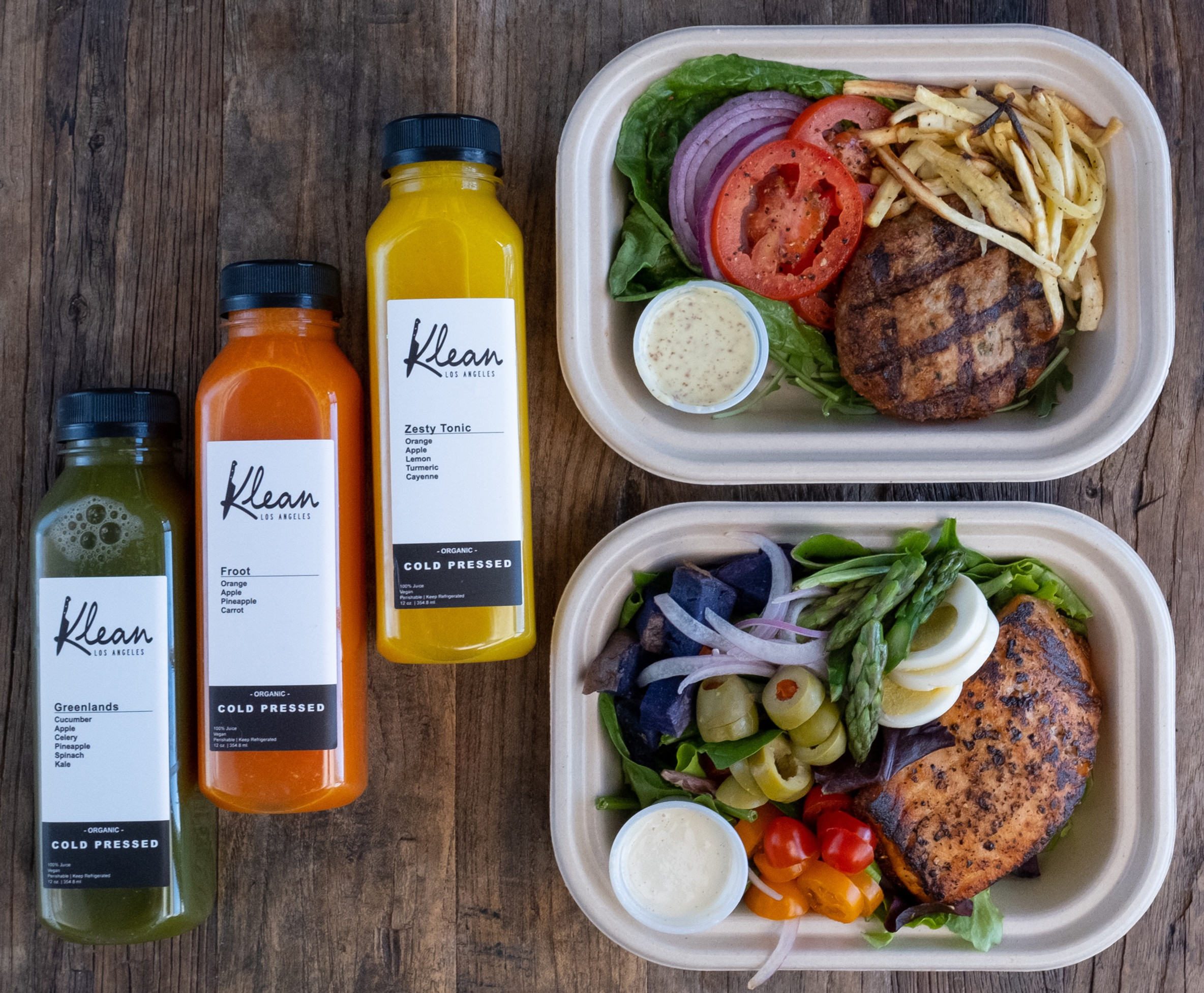 vegan delivery diet los angeles fresh daily