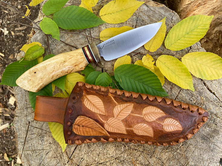 Knife 238 Drop Point River Valley Hunter