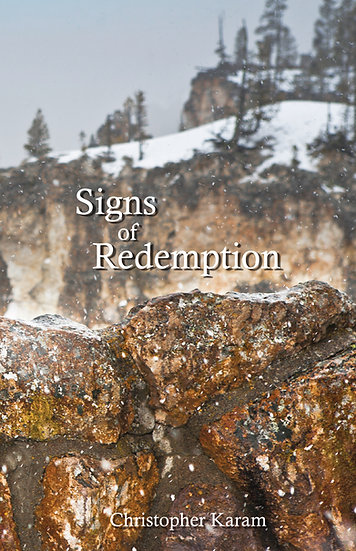 Signs of Redemption Novel (Signed by author)