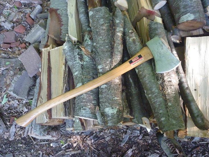 Plumb Cedar Axe