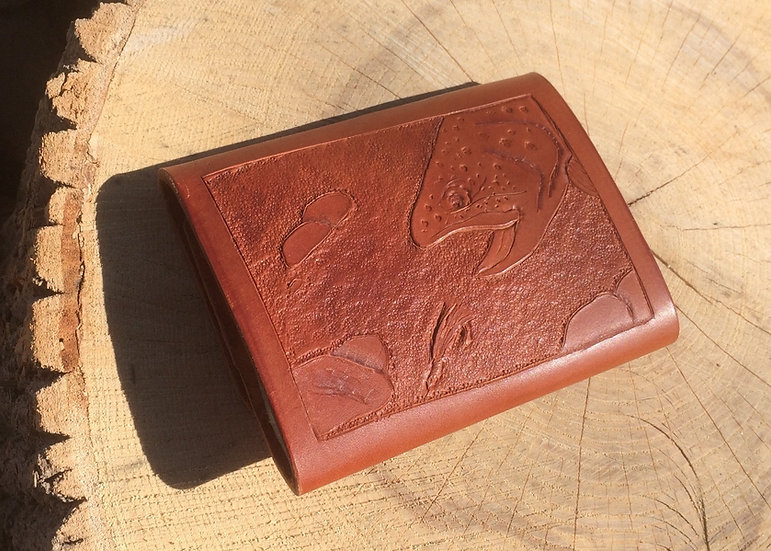 Large Fly Fishing Wallet
