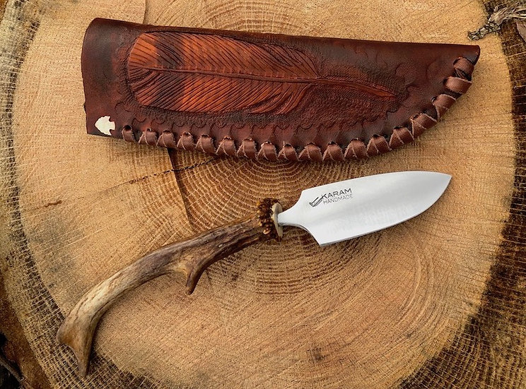 Custom Knife 226 Small Skinner