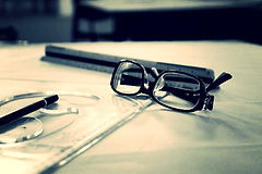 TOEIC (TOEIC) 用眼鏡