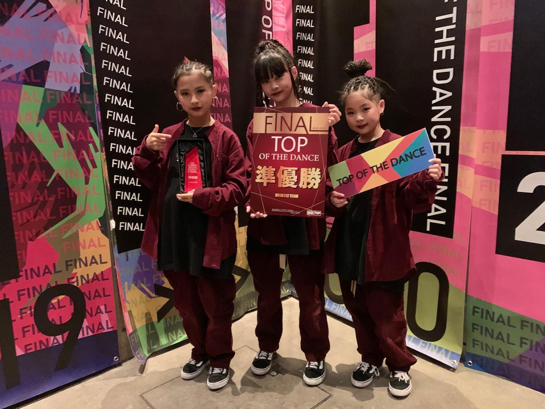 TOP OF THE DANCE TOKYO FINAL - CREST
