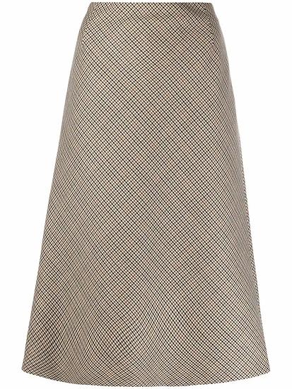 Maison Margiela - flared skirt