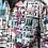 Thumbnail: Moschino - camisa estampado Glitch